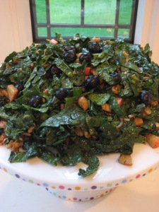 holistic recipes kale salads