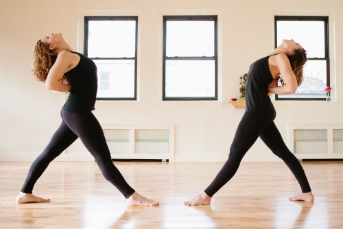 open your heart yoga